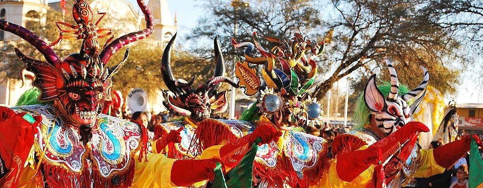 Carnaval Altiplánico